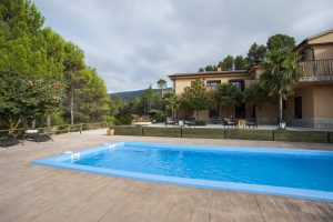 villa on sale in alcoy views to font roja natural park