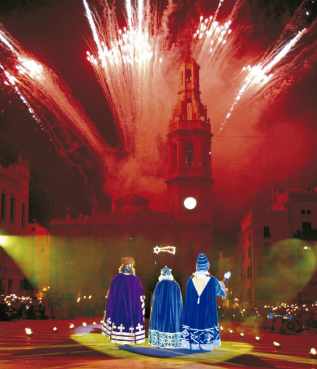 Christmas traditions in Costa Blanca Inland from Alcoy