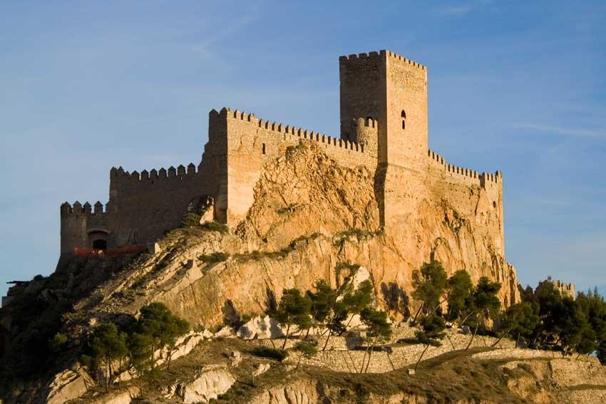 Castillo-de-Almansa