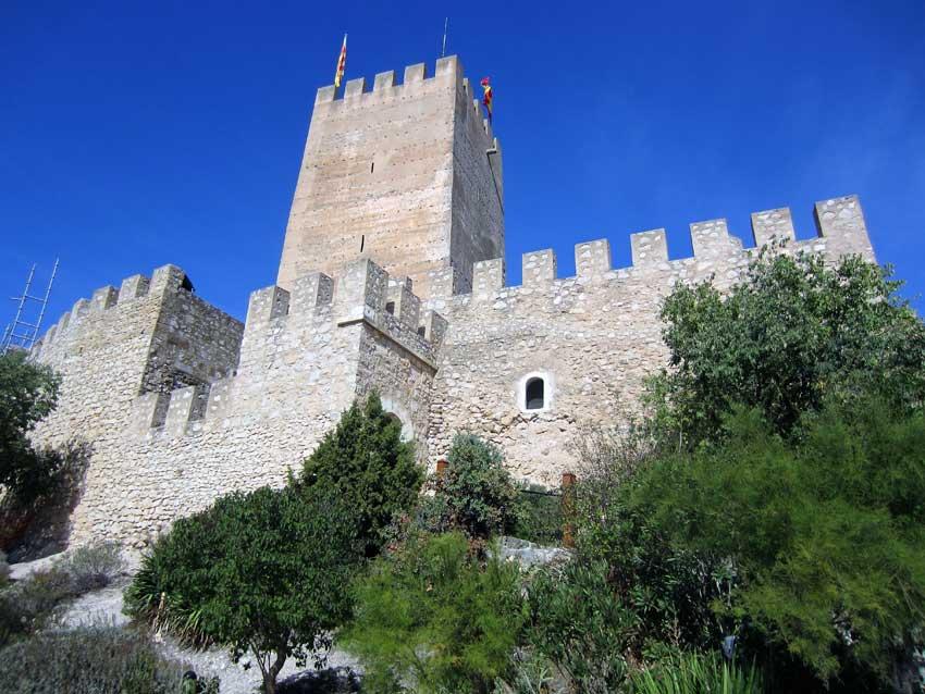 Castillo-de-Banyeres