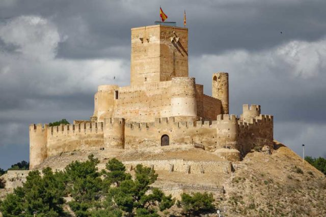 La ruta de los castillos en el interior de la Costa Blanca