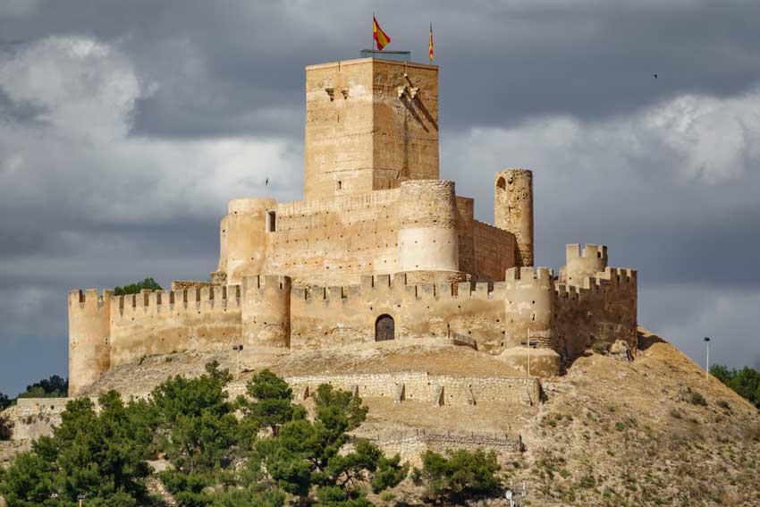 Castillo-de-Biar