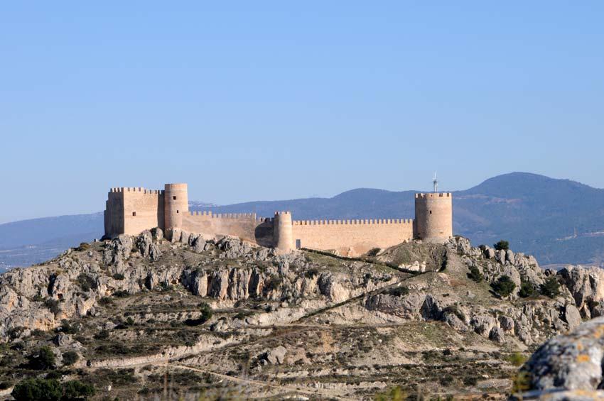 Castillo-de-Castalla