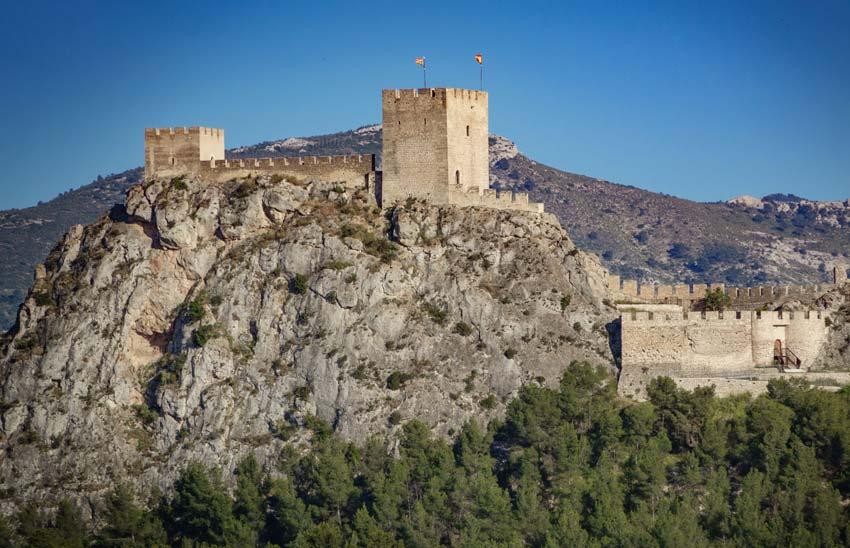 Castillo-de-Sax