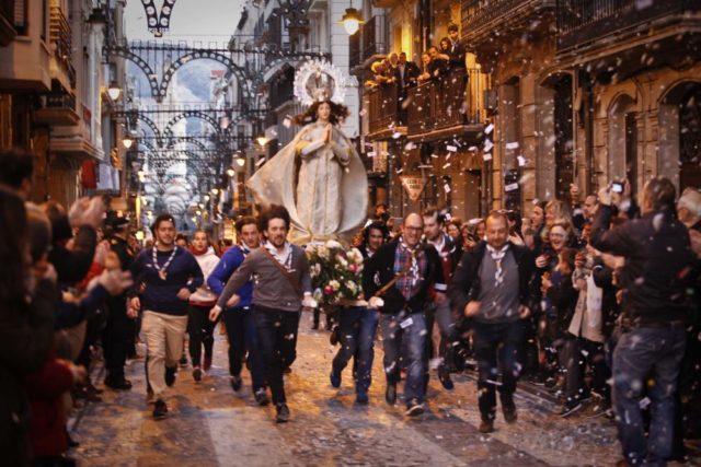 Descubre diferentes maneras de vivir la Semana Santa en el interior de la Costa Blanca