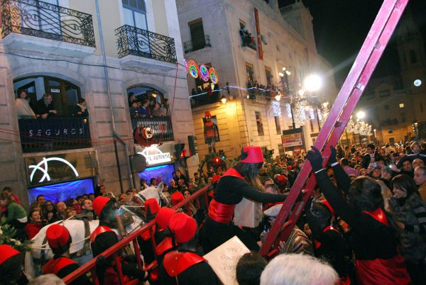 Christmas traditions in Costa Blanca Inland