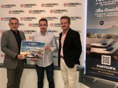 """El Grupo Carbonell Inmobiliaria da a conocer al ganador de la promoción """"Altea Romántica"""""""