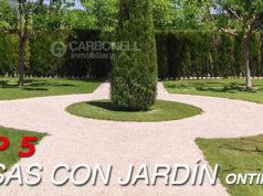 Top 5 Especial casas con jardines en Ontinyent