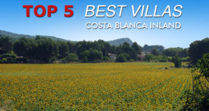 New Top 5 Best Villas in Costablanca Inland