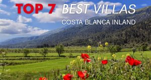 top 7 best villas in costa blanca inland